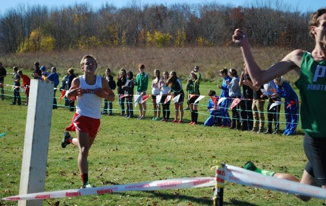 Miller qualifies for cross country state meet