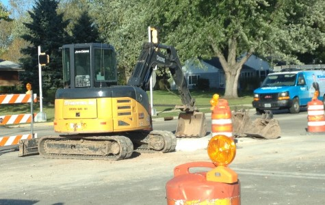 Construction on Mequon Road causes delays, unsafe circumstances