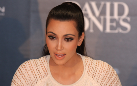 Nudes in the News: Kardashian bares her derriere
