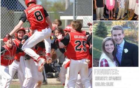 Freshman Friday: Julian Stechschulte slides his way through high school