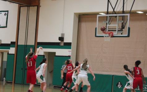 Girls basketball a slam dunk this season