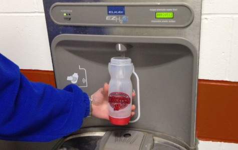 Awareness campaign brings bottle filling station to Homestead