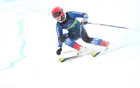 Heilmann skis out on a high note