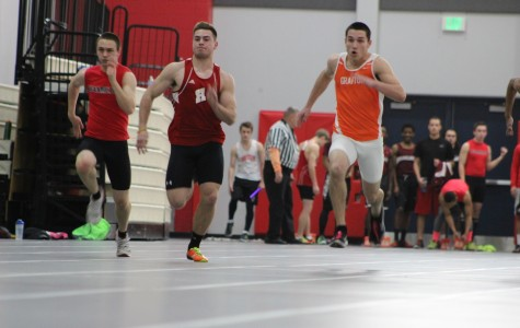 Boys track aims to place well at indoor conference championship