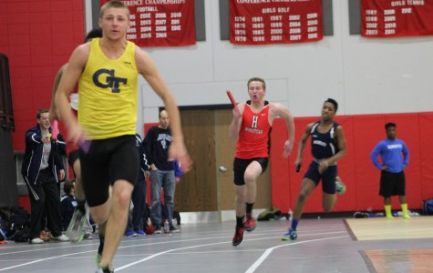 Highlanders win indoor conference title