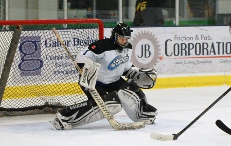 Erin Connolly: Goalie achieving her own goals