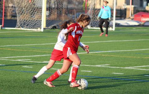 Girls soccer gears up for more goals