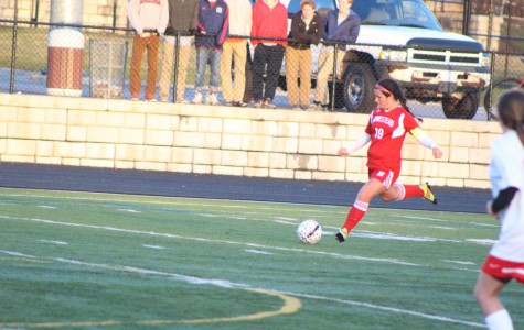 Girls soccer triumphs at home opener