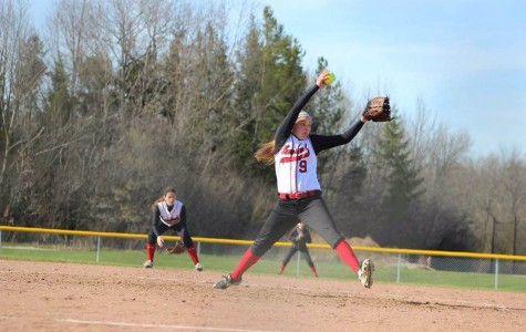 Girls softball falls short of conference victory