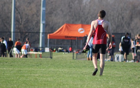 Boys track picks up the pace