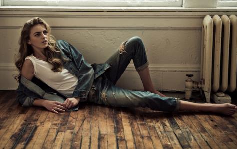 Kornreich pursues modeling career with strong mindset