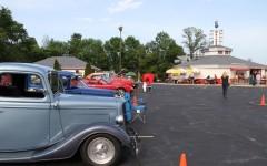 25 mile radius: Drive into the 50s