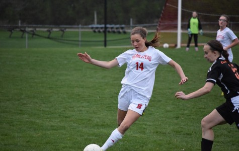 Girls soccer gets added boost from home crowd