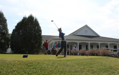 Back-to-back meets prove successful for boys golf
