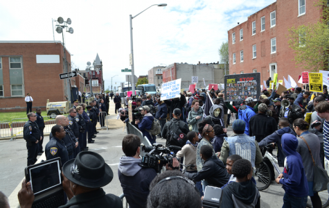 Baltimore streets erupt with riots