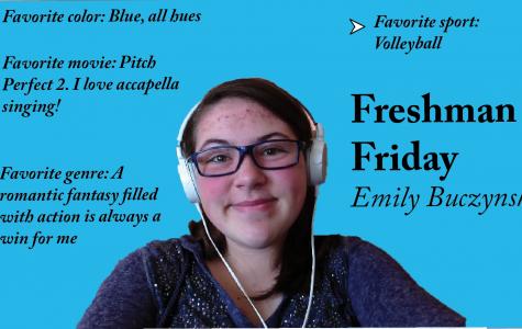 Freshman Friday: Exploring Emily Buczynski