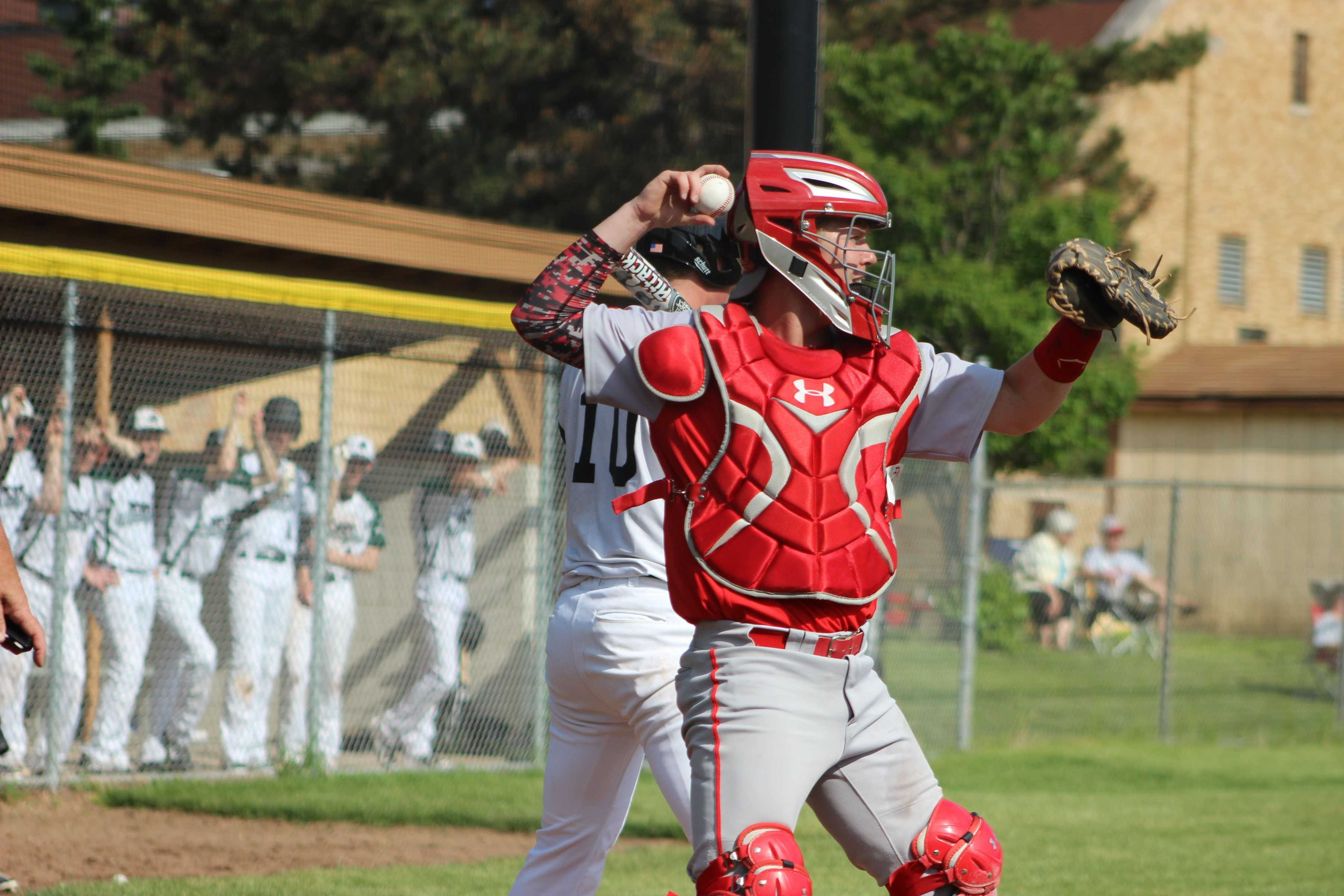 Baseball team looks toward doubleheader