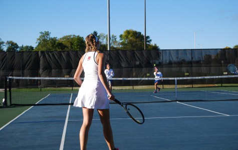 Girls tennis earns bronze in conference tourney