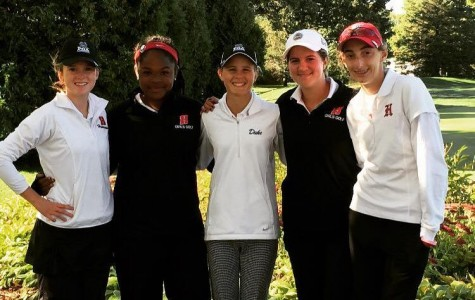 Girls golf finishes second at regionals
