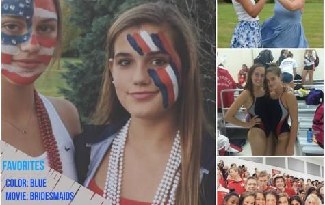 Freshman Friday: Kimmy Hartlieb swims into ninth grade