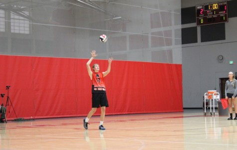 Boys varsity volleyball ends its regular season strong