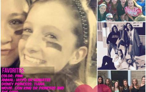 Freshman Friday: Emma Fox flips into ninth grade