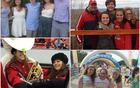 Freshman Friday: Lindsey Schimpf marches through freshman year