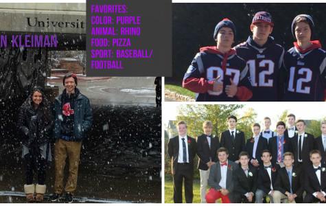 Freshman Friday: Ben Kleiman slides into Homestead