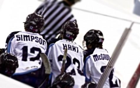 Freshman Friday: Burke Simpson skates through high school