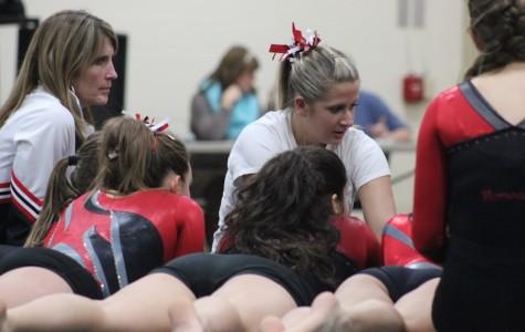 Girls gymnastics optimistic for season