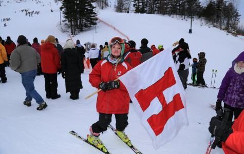 Homestead ski team hits the slopes