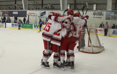 Boys hockey wins conference title