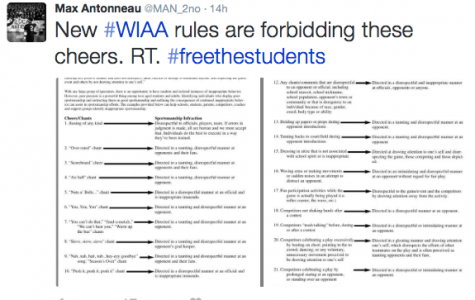 WIAA proposal enrages students and athletes