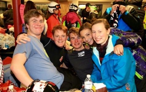 Freshman Friday: Hering skis his way through high school
