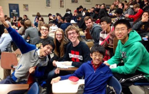 Math team places third in conference competition