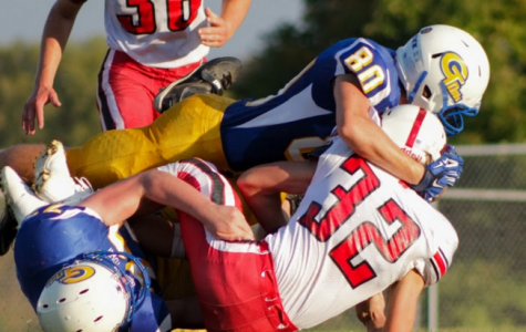 Risky but rewarding:  The intensity of high school sports continues to rise