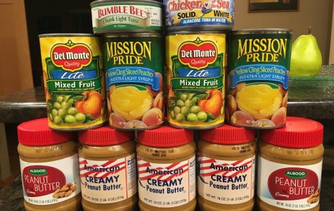 District-wide food drive to launch Monday