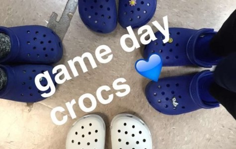 Don't knock the Crocs