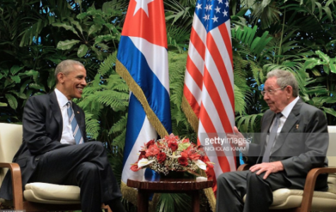 President Barack Obama embarks on the U.S.'s first official trip to Cuba since 1928