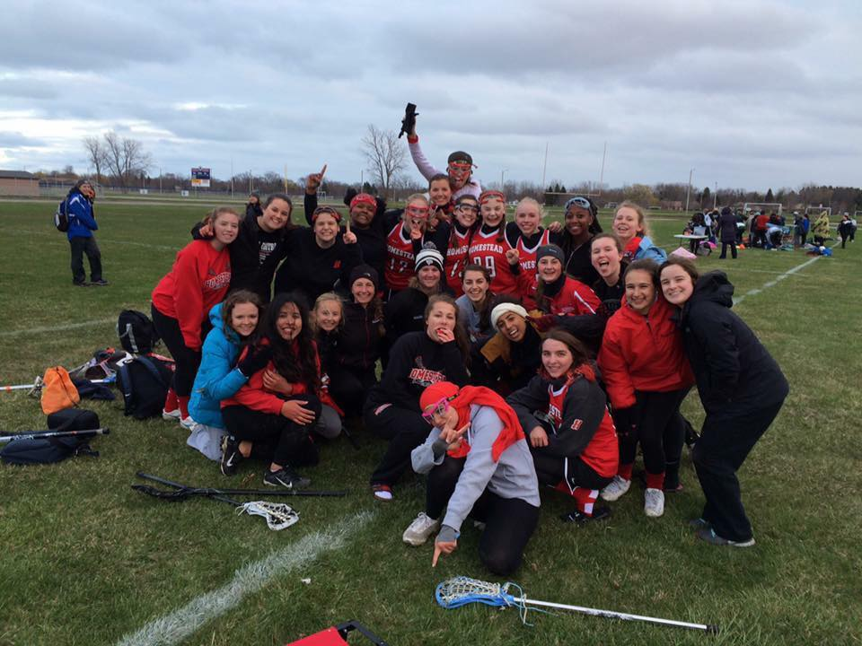 Girls lacrosse improves as season progresses