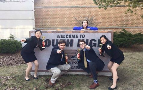 Forensics to compete at national tournament