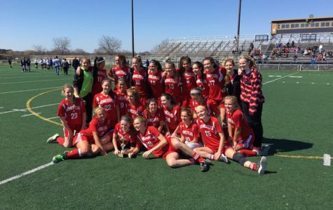Girls soccer stays undefeated in tournament