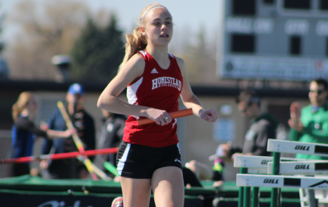 First is the worst, second is the best: Girls and boys track teams take second at indoor conference