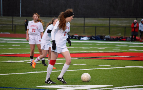 Girls soccer secures North Shore Conference Championship