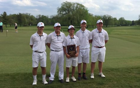 Boys golf moves into sectionals