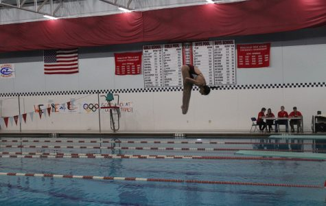 Girls diving conference relay clinches gold
