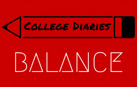 College Diaries: Balancing school and life