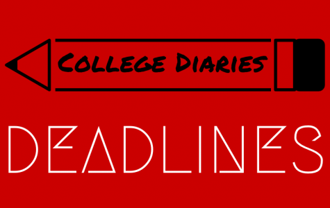 College Diaries: Imminent stress