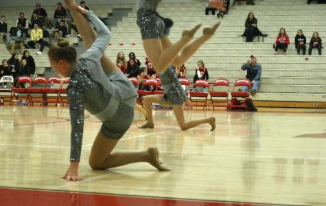 Meer dances her way through high school