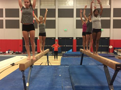 Girls gymnastics welcomes new coaches